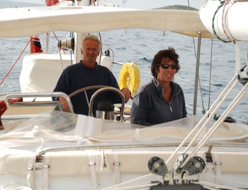 Nigel and Jane