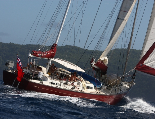 Sail to Bequia